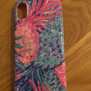 Lilly Pulitzer iPhone X phone case